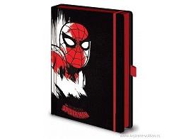 Libreta Premium Spider-Man: Retro Spider-Man