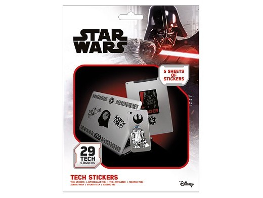 Stickers Star Wars - Tech Star Wars