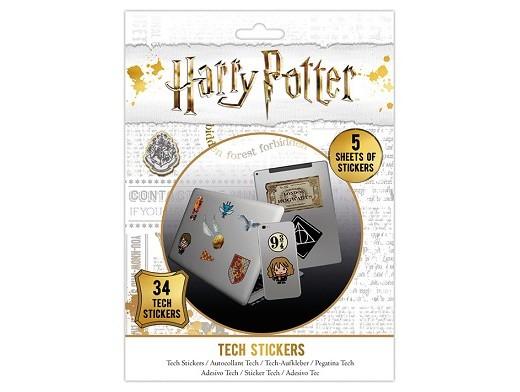 Stickers Harry Potter - Tech Harry Potter