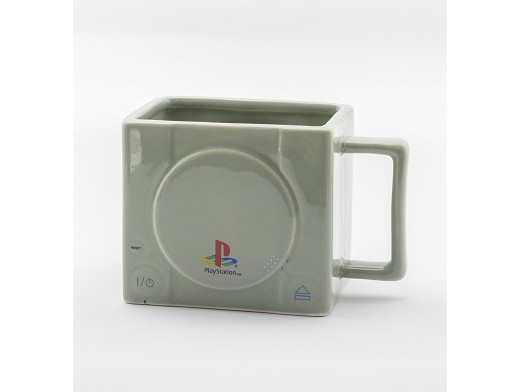 Tazón 3D PlayStation - PlayStation Console