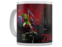Tazón The Legend of Zelda - Battle Heat Change
