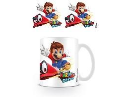 Tazón Super Mario Odyssey - Mario & Cappy