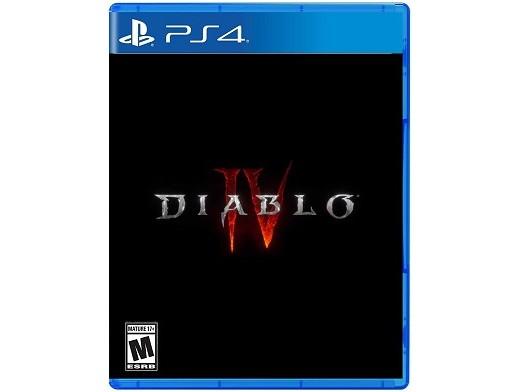 Diablo IV PS4