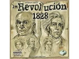 Revolución 1828 - Juego de mesa