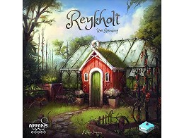 Reykholt - Juego de mesa
