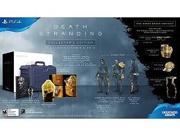 Death Stranding Collectors Edition PS4