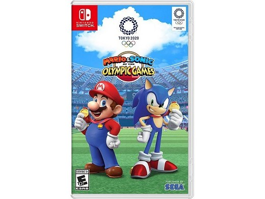 Mario & Sonic at the Olympic Games Tokyo 2020 NSW