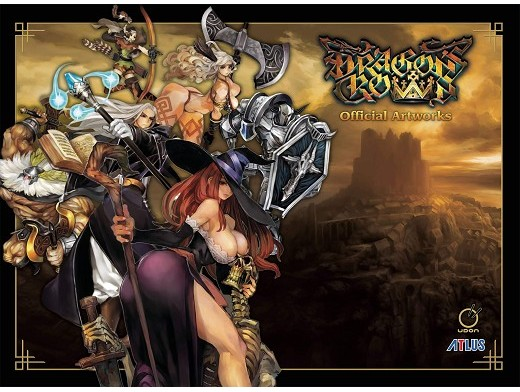 Dragon's Crown: Official Artworks (ING) Libro