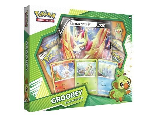 Pokémon TCG Galar Collection - Grookey Zamazenta