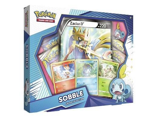 Pokémon TCG Galar Collection - Sobble Zacian