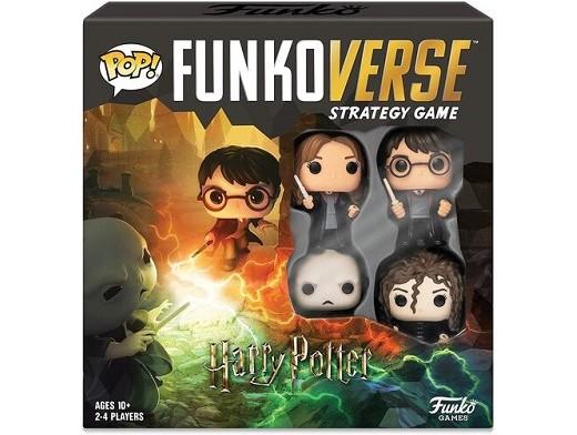 FunkoVerse Harry Potter - Juego de mesa (inglés)