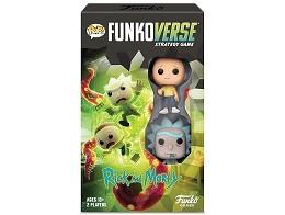FunkoVerse Rick & Morty (2 jug) - Juego mesa (ing)