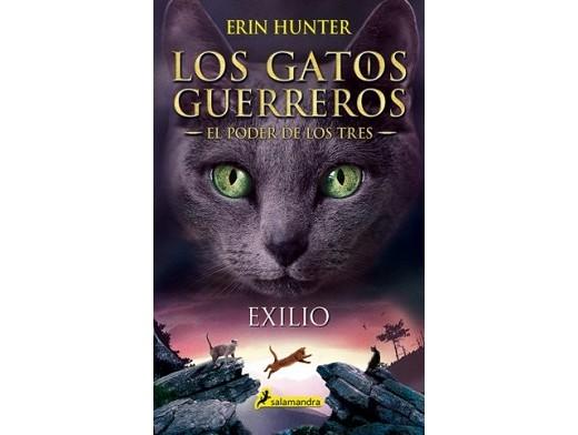 Gatos Guerreros El poder de los Tres 3 (ESP) Libro