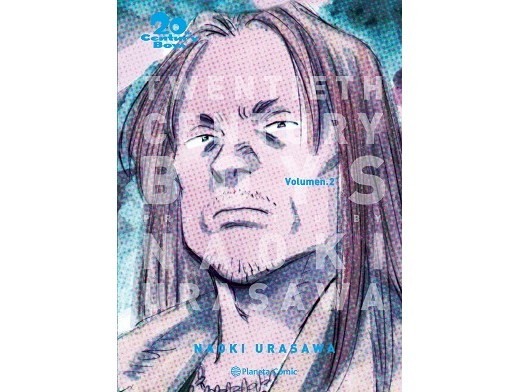 20th Century Boys nº 02/11 (ESP/TP) Comic