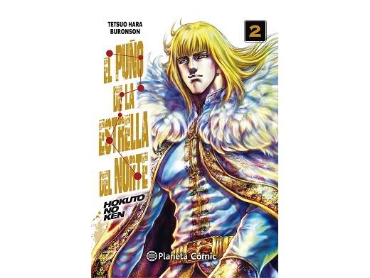 El puño de la Estrella del Norte 2 (ESP/TP) Comic