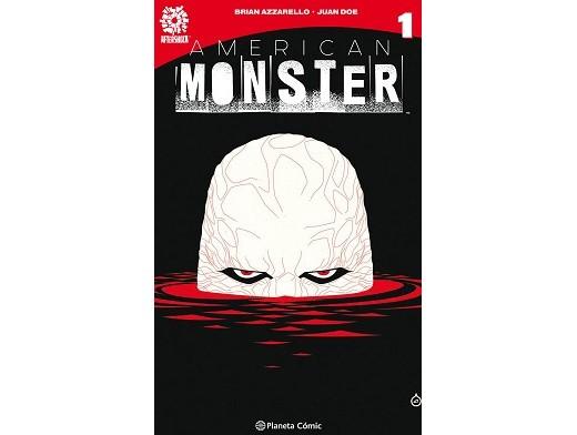 American Monster (ESP/TP) Comic