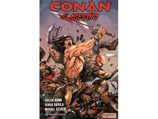 Conan El asesino (integral) (ESP/TP) Comic