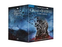 Juego de Tronos: La serie completa Blu-Ray