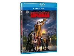 La Muerte y el Regreso de Superman - Blu-Ray + DVD