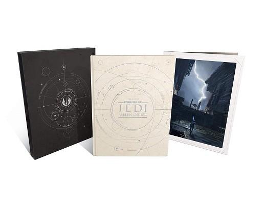 Art of Star Wars Jedi: Fallen Order LE (ING) Libro