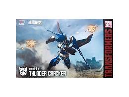 Model Kit Thunder Cracker Transformers