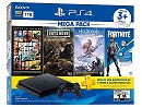 PlayStation 4 1TB Mega 6 - HZD - DG - GTAV Bundle