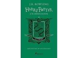 Harry Potter 2 YLCS - Slytherin (ESP) Libro