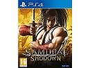 Samurai Shodown (Europeo) PS4 Usado