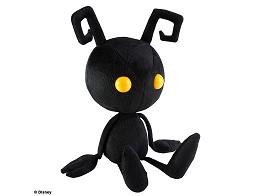 Peluche Kingdom Hearts Shadow Plush