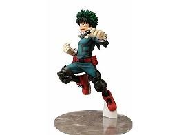Estatua Izuku Midoriya My Hero Academia