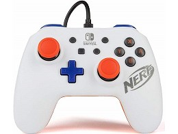 Control con Cable Nerf PowerA NSW