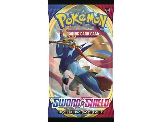 Sobre Pokémon TCG Sword & Shield