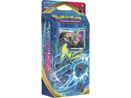 Mazo Pokémon TCG Sword & Shield - Inteleon