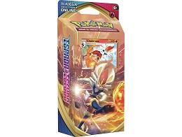 Mazo Pokémon TCG Espada y Escudo - Cinderace