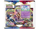 Pokémon TCG 3-Pack Espada y Escudo - Ponyta