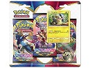 Pokémon TCG 3-Pack Espada y Escudo - Morpeko