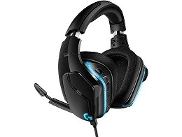 Headset con cable USB Logitech G635