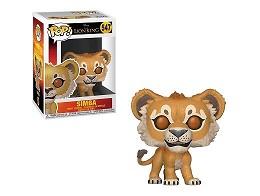 Figura Pop! Disney: The Lion King - Simba