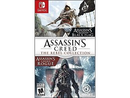 Assassin's Creed: Rebel Collection NSW