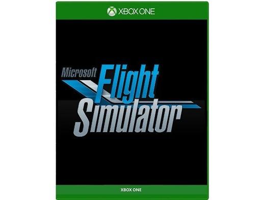 Microsoft Flight Simulator XBOX ONE