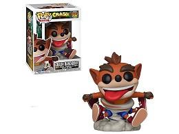 Figura Pop Games: Crash Bandicoot - Crash (spin)