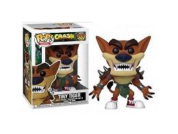 Figura Pop Games: Crash Bandicoot - Tiny Tiger