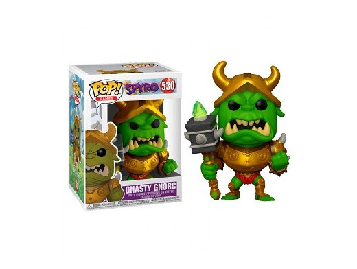 Figura Pop Games: Spyro - Gnasty Gnorc