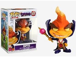 Figura Pop Games: Spyro - Ripto