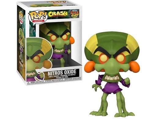 Figura Pop Games: Crash Bandicoot - Nitros Oxide