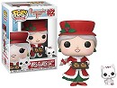 Figura Pop: Holiday - Mrs. Claus & Candy Cane