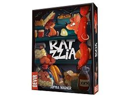 Ratzzia - Juego de mesa
