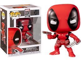 Figura Pop: Marvel 80 Years - Deadpool