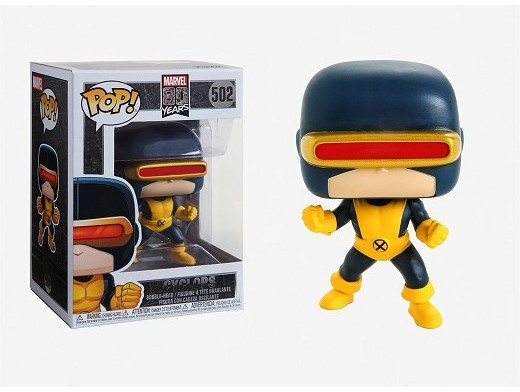 Figura Pop: Marvel 80 Years - Cyclops