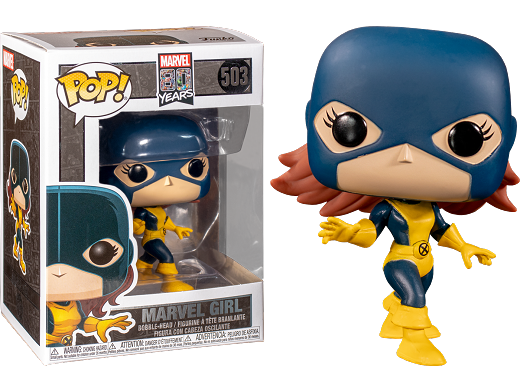 Figura Pop: Marvel 80 Years - Marvel Girl
